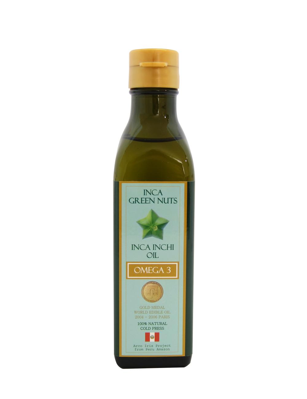 インカグリーンナッツ インカインチオイル サチャインチ油