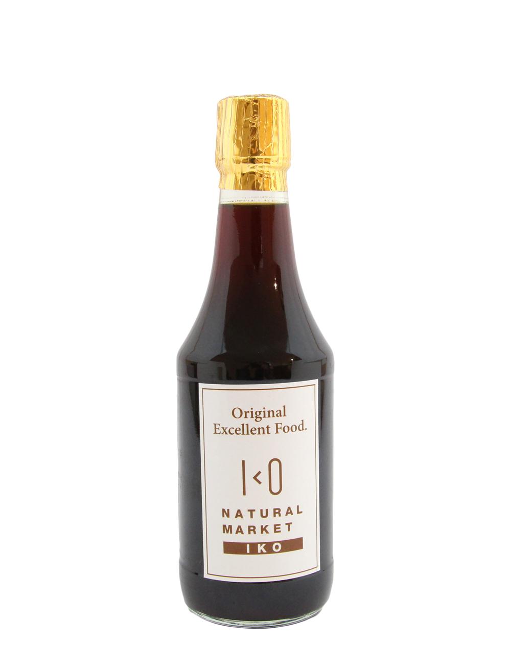 ゆずぽんず IKO 本醸造醤油使用
