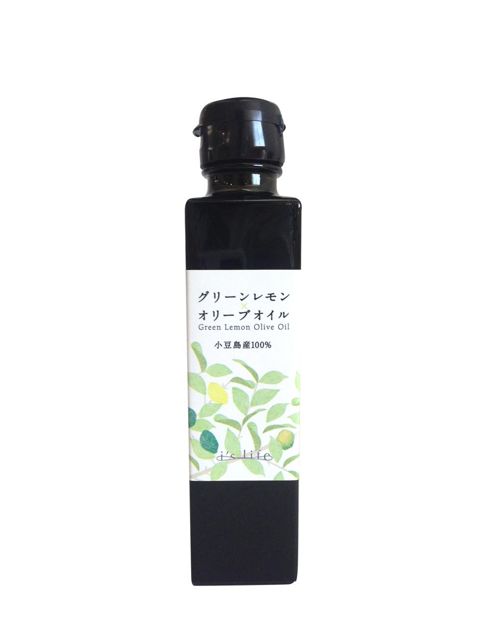 グリーンレモンオリーブオイル イズライフ 136g