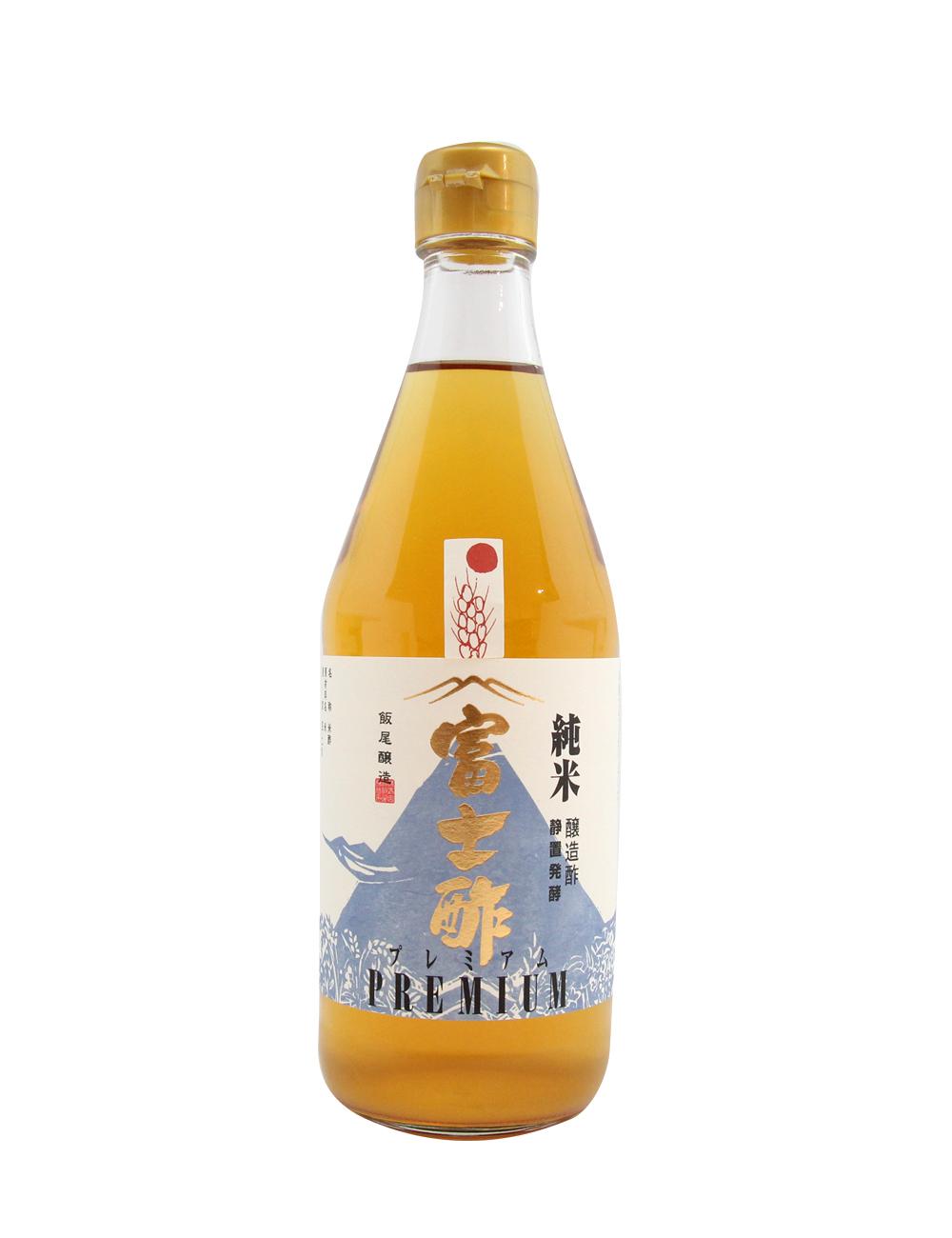 純米醸造酢 富士酢 プレミアム 静置発酵