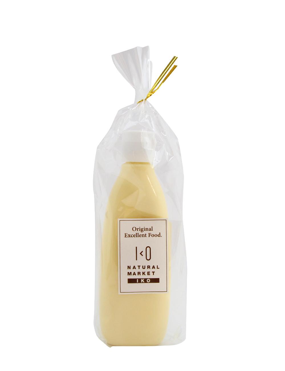 マヨネーズ IKO 食用綿実油・国産りんご酢使用