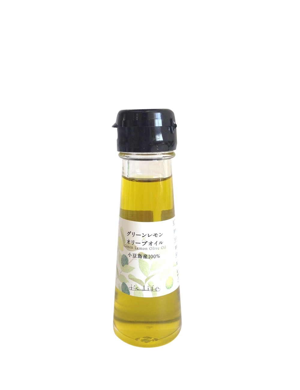 グリーンレモンオリーブオイル イズライフ ミニボトル 46g